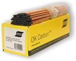 OK Carbon DC pointed 6,35x510